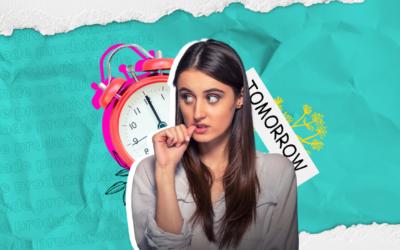 O que é procrastinação e 5 dicas de como lidar com ela