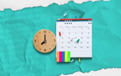 Bloco de Tempo: técnica simples para organizar melhor seu tempo
